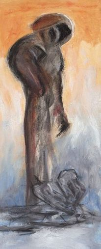 Malerei, Figural, Surreal