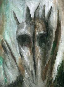 Malerei, Figural, Studie