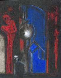 Malerei, Madonna