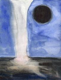 Malerei, Figural, Sonne