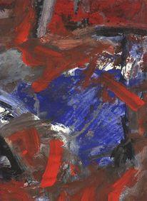 Dionysos, Blau, Dreieck, Rot
