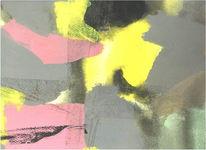 Grau, Rosa, Abstrakt, Dionysos