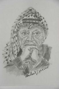 Kopf, Politik, Zeichnung, Menschen