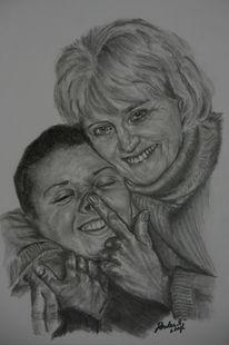 Gesicht, Frau, Viktringer kreis, Menschen
