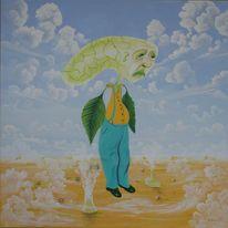 Gedanken, Co2, Umwelt, Luft