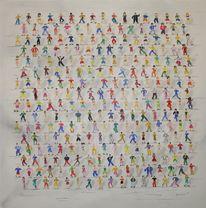 Bewegung, Freiheit, Menschen, Tanz
