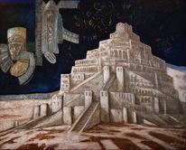 Malerei, Turm