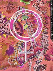 Symbol, Computergrafik, Grafik, Weiblichkeit