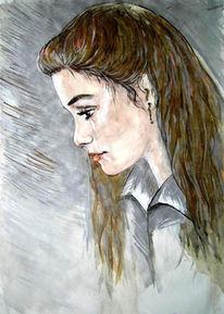 Malerei, Farben, Liebe, Zeichnung
