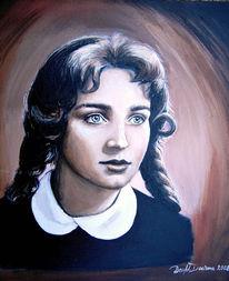 Schülerzeit, Blue eyes, Weiblich, Fräulein