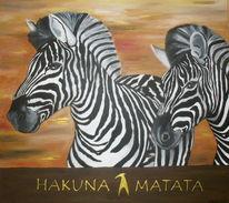 Zebra, Afrika, Steppe, Figural