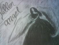 Skizze, Zeichnung, Zeichnungen, Angel