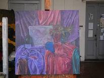 Glas, Mosaik, Malerei,
