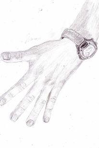 Ausdauer, Hand, Schmerz, Zeichnungen
