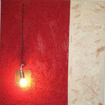 Installation, Abstrakt, Malerei, Erleuchtung