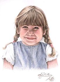 Kind, Lächeln, Kopf, Gesicht