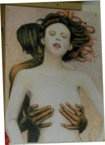 Gaultier, Mann, Frau, Figural