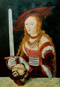 Gemäle, Ölmalerei, Alt, Cranach