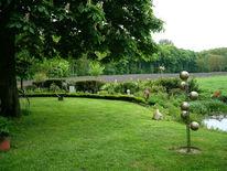 Skulptur, Plastik, Garten