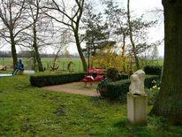 Skulptur, Garten, Fotografie