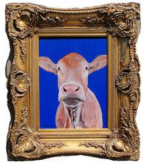 Blauekuh, Landenhausen, Milan art, Kuh
