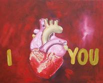 Herz, Rot, Zeichnung, Zeichnungen