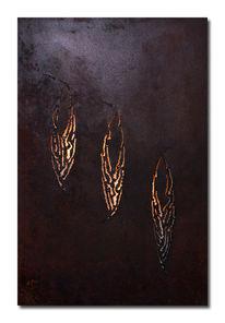Kunsthandwerk, Rost, Metall