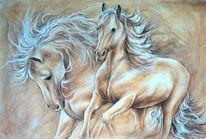 Tiermalerei, Portrait, Tierportrait, Tierwelt