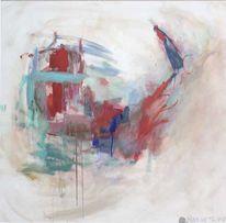 Malerei, Geburt, Abstrakt,
