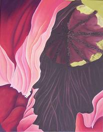 Natur, Blüte, Blumen, Mohn