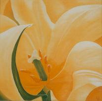 Pflanzen, Blumen, Malerei, Realismus