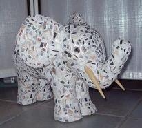 Kunsthandwerk, Elefant