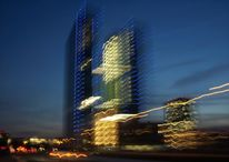 Fotografie, Dynamik, Architektur, Stadt