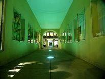 Arkade, Nacht, Licht, Beleuchtung