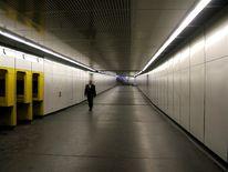 Einsamkeit, Licht, Beleuchtung, Wien