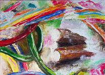Schmelzen, Bunt, Essen, Malerei