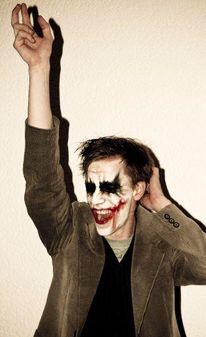 Wahnsinn, Anarchie, Chaos, Joker