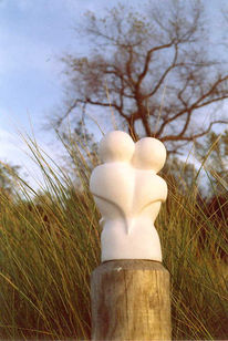 Figur, Skulptur, Plastik, Abstrakt
