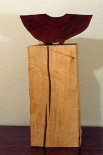 Objekt, Skulptur, Holz, Abstrakt