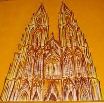 Köln, Kölner, Dom, Malerei