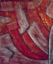 Série, Rouge, Sand, Weiß