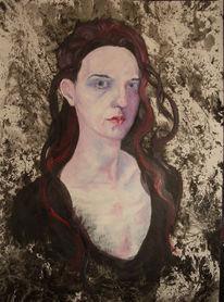Figural, Gesicht, Akt, Portrait