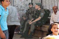 Menschen, Fotografie, Israel, Soldat