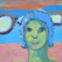 Figur, Mögliche, Malerei