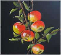 Akt, Malerei, Stillleben, Acrylmalerei