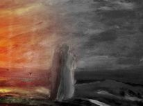 Malerei, Menschen, Menschlichkeit, Glaube