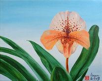 Malerei, Blumen, Stillleben