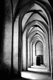 Eberbach, Kloster, Kirche, Mittelalter