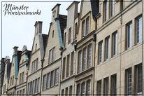 Münster, Häuser, Prinzipalmarkt, Westfale