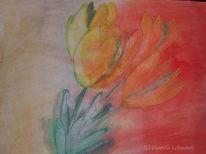 Blumen, Natur, Harmonie, Tulpen